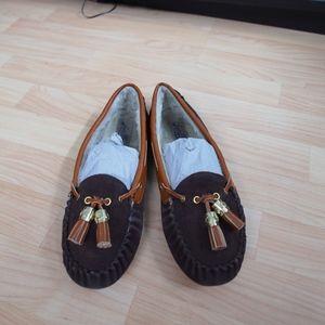 Lucky Brand Aaron Tassel Shoe Moccasin Slip On